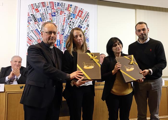 Premio 'Liberi e forti' alla memoria di Antonio