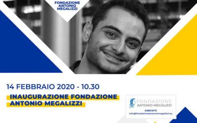 Cerimonia d'apertura della Fondazione Antonio Megalizzi