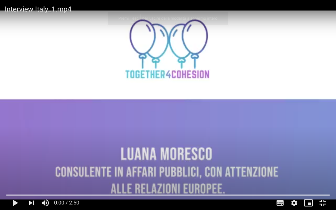 #Together4Cohesion
