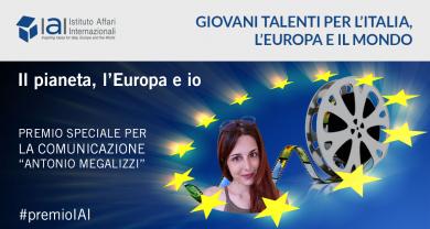 Carmen Cristofaro è la vincitrice del Premio Speciale per la Comunicazione Antonio Megalizzi