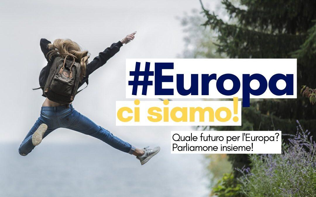 Europa: ci siamo!