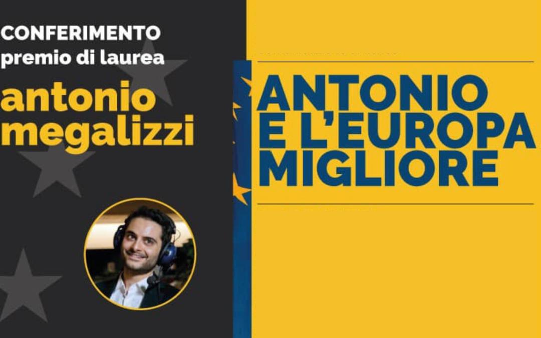 PREMIO DI LAUREA ANTONIO MEGALIZZI – Università di macerata