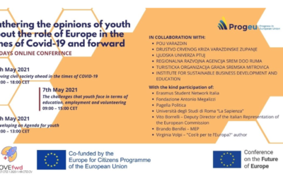 The challenges that youth face in terms of education, employment and volunteering